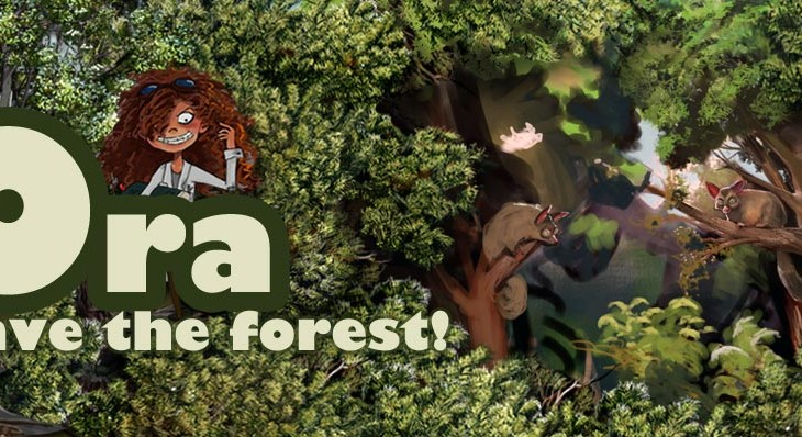 Ora - Save the Forest!